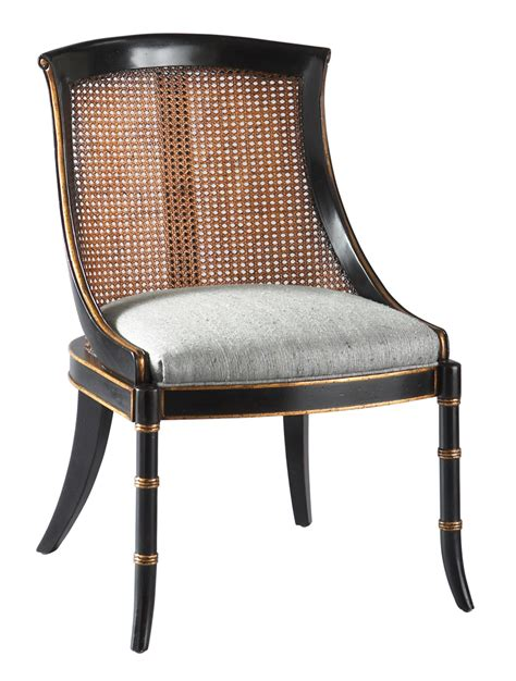 Breakfast Chairs Antique Back Dining Chair Homesfeed