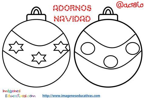 imagenes educativas navidad bolas de navidad colorear 20 imagenes educativas