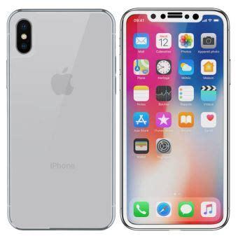 3 98 sur iphone x protection avant arri 232 re verre tremp 233 biseaut 233 s blanc 4smarts