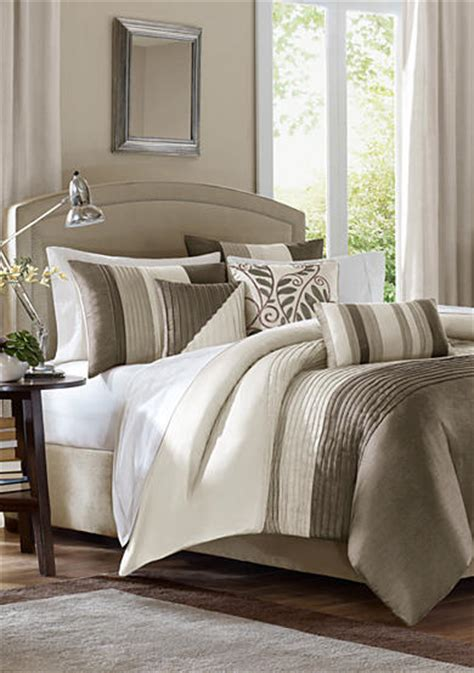 madison park amherst comforter set madison park amherst 7 piece comforter set belk