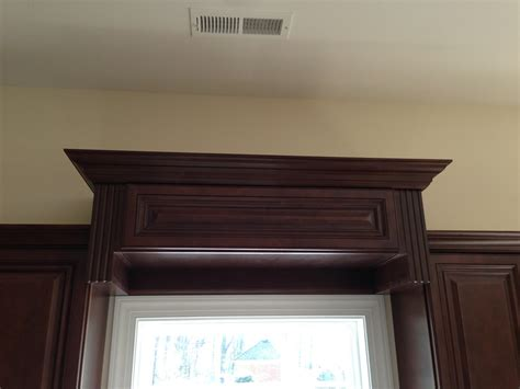 Kitchen Cabinets With Crown Molding by Custom Valance Quality Stone Concepts Virginia Beach