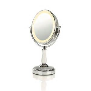 Loews Vanity Mirror Shop Conair Chrome Magnifying Countertop Vanity Mirror