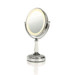Shop conair chrome magnifying countertop vanity mirror