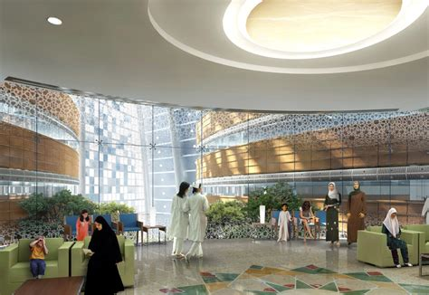 art and design center qatar sidra medical and research center