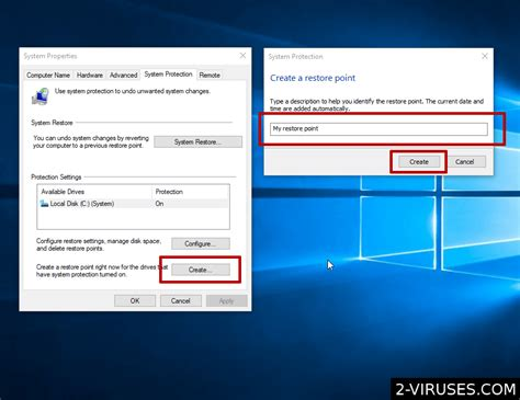 better vires reset how to do a system restore 2 viruses com