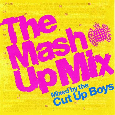 releases the cut up boys mos the mash up mix mixed by the cut up boys cd1 mp3 buy tracklist