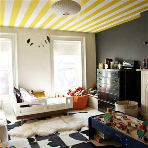 Cool Painted Ceilings by Fina Barnrum Gillar