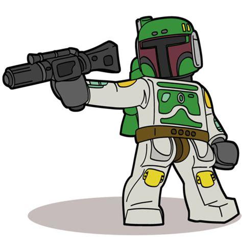 boba fett character sketch search boba fett lego express lego wars minifig drawing boba fett
