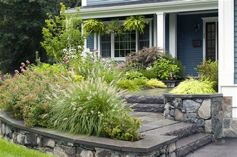 beautiful small front yard landscaping ideas with low budget traba homes