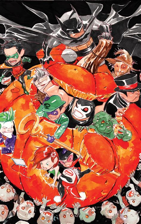 Batman Lil Gotham two goes to lil gotham with batman and robin the entire invincible universe and