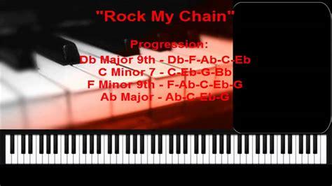 fetty wap tutorial fetty wap rock my chain piano tutorial youtube