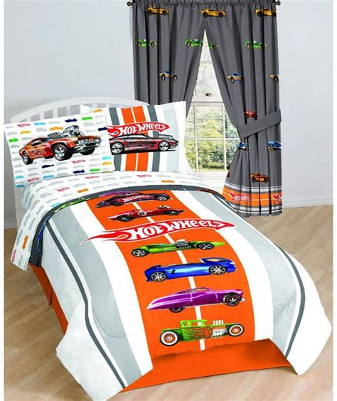hot wheels bedroom hot wheels vintage bedding set muscle cars comforter sheets twin bed boys room