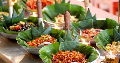 klub gastronomi indonesia ciri khas makanan sunda