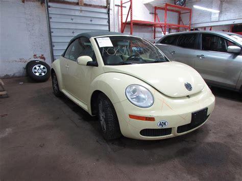 used volkswagen beetle parts parting out 2006 volkswagen beetle stock 170079 tom