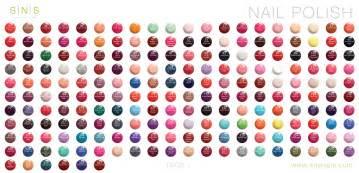 sns nail colors nail sns nails