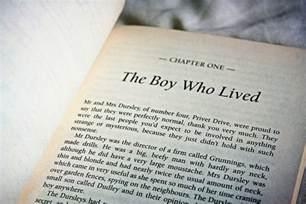 book bookpage chapter harry potter literature image