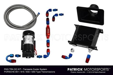 Exclusive Cooler 10row Set Terbaru 1 in line thermal switch assembly an08 by motorsports porsche mid engine performance