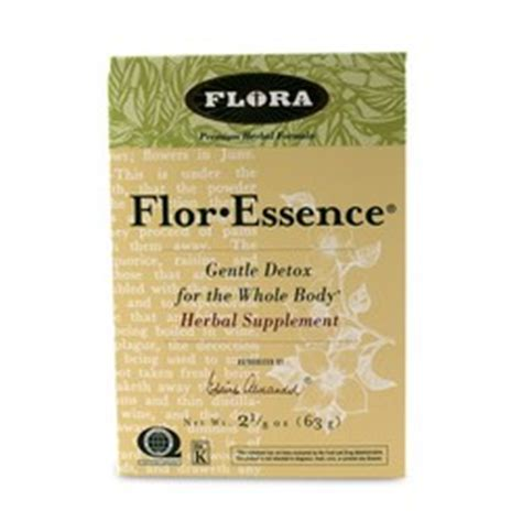 Flora Detox Tea Review by Flor Essence Herbal Tea Blend Smallflower