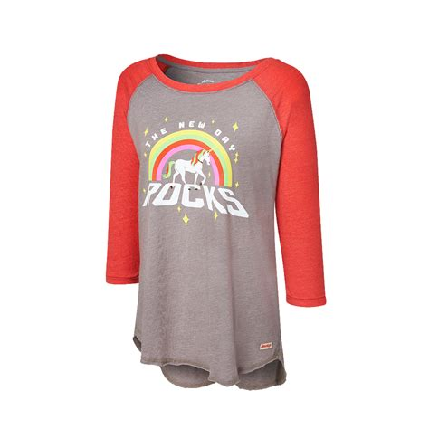 Today Is The Day Raglan Tshirt the new day quot new day rocks quot s raglan t shirt us