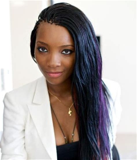 nigerian pick and drop hairstyle bb weekend hair inspiration stunning pick drop braids