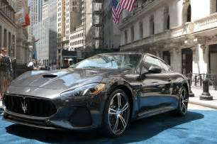 Maserati Granturismo 2018 Maserati Granturismo Debuts With Subtly Refreshed