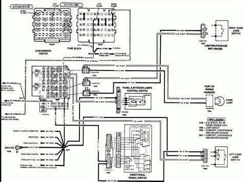 2001 gmc yukon radio wiring diagram image wiring diagram tach wiring diagram 1999 chevy blazer wiring forums