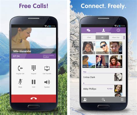 viber mobile application free 6 best free calling apps for android