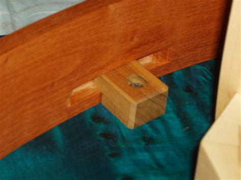 traditional methods  attaching table tops  kacy