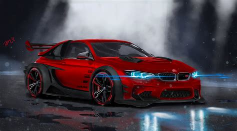 wallpaper 3d tuning 63 bmw m4 hd wallpapers background images wallpaper abyss