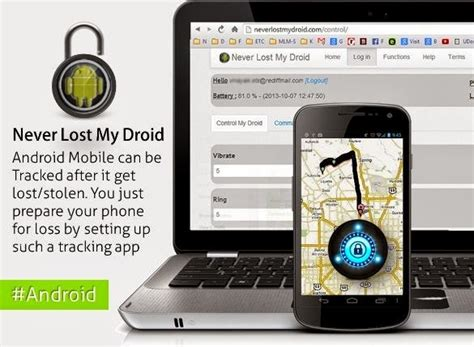 Lost App Track Your Lost Or Stolen Android Phone Best Android