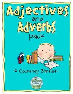 1000 Images About Adverbs On Pinterest Parts Of Speech