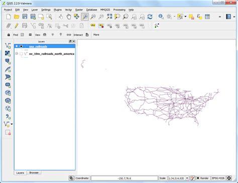 tutorial qgis brasil calculando comprimento de linha e estat 237 sticas qgis