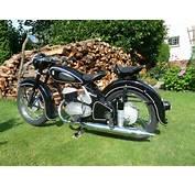 DKW RT 250/2 Bauj 1953 Komplett Restauriert