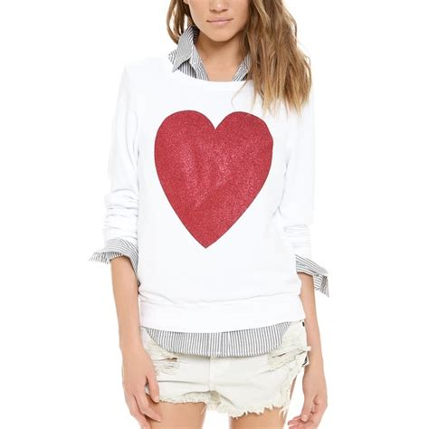 Sweater Jetaime Wedges c je t aime intarsia colorblock sweater rank style