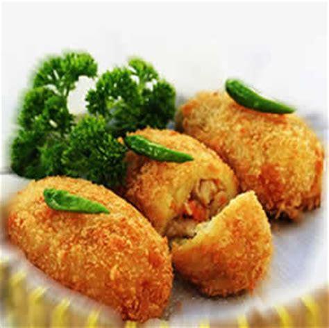 Kroket Daging N Sayur resep kroket kentang ayam enak resep masakan 4