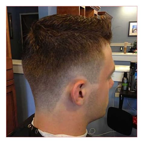 short haircuts short back and sides new mens short hairstyles and high skin taper fade short