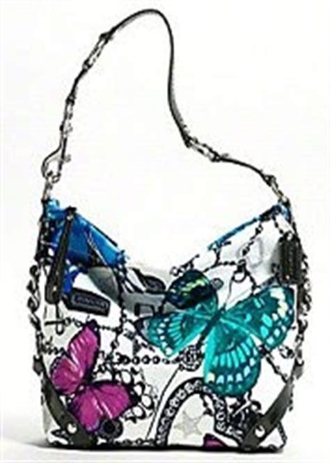 Costume National Medium Signature Butterfly Bag by Bozzo S Fashion Statement Coach Signature Butterfly