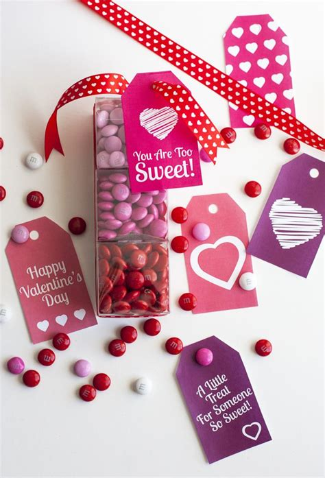 gift for valentines together diy s day gift mini boxes printable