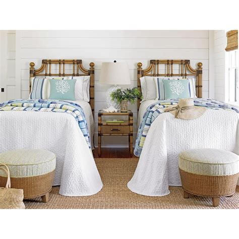 bedroom groups tommy bahama home twin palms twin guest bedroom group