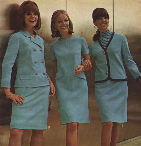 1960s fashion for styles trends photos