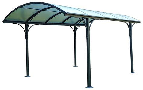 tettoie in ferro usate tettoie per auto in ferro light poiana sprech cm x with
