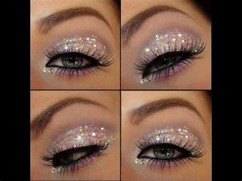 brillantina para ojos maquillaje con glitter para el d 237 a brillo de ojos maquillaje glitter youtube