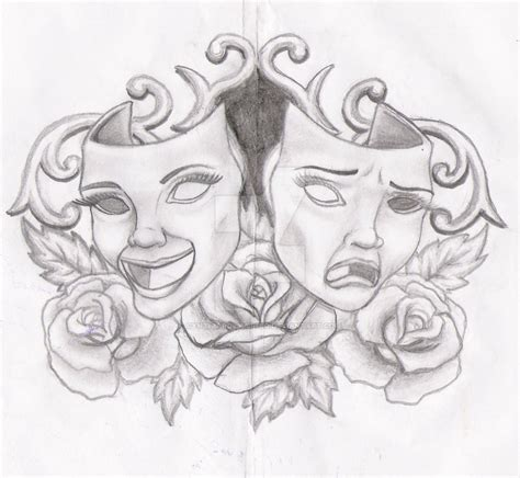masks and roses by cynthiardematteo on deviantart