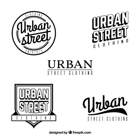 free logo design urban urban logo vectors photos and psd files free download