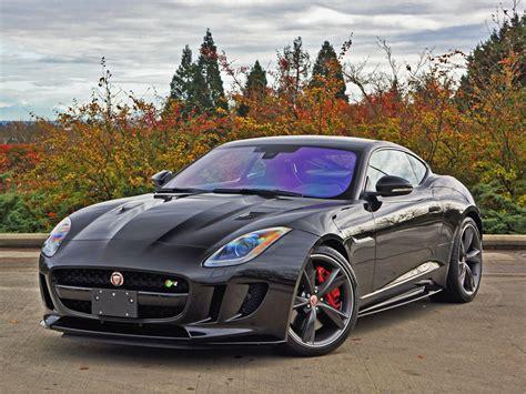 jaguar f type r black 2017 jaguar f type r coupe road test review carcostcanada