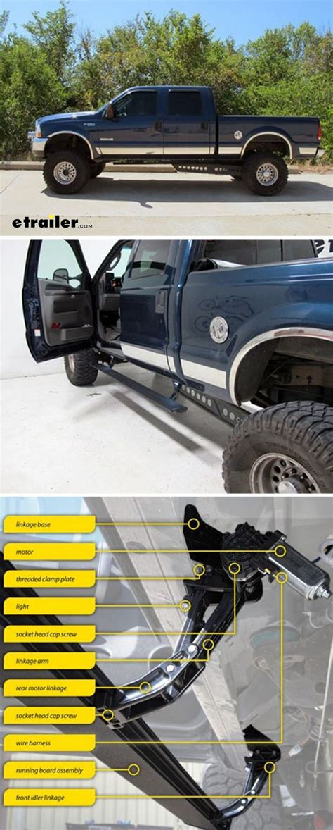 led running board lights for trucks 17 best images about ford f 250 f 350 on