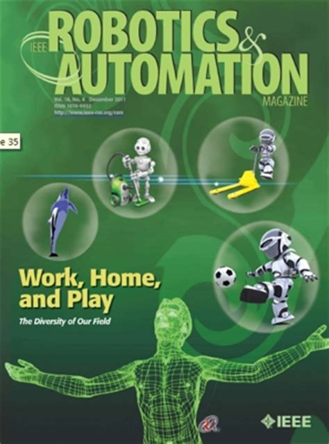 ieee robotics automation magazine new issue