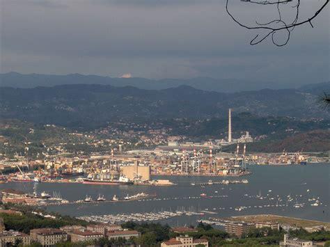 il port porto della spezia