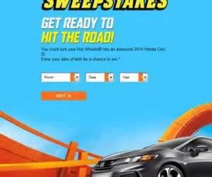 Honda Sweepstakes - luckymag com breaks hyundai sweepstakes sweepstakes directory