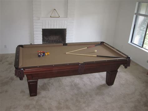 secrets revealed about american heritage pool tables dk